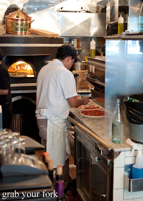 kitchen at motorino pizza east village italian new york pizza ny usa