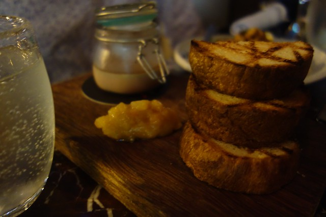 chicken liver & foie gras