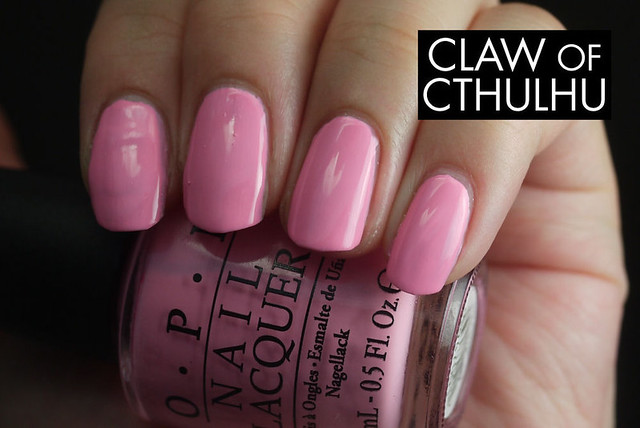 OPI Pink Friday Swatch