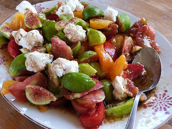salade de tomates et figues 2