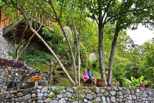Villa Mirador Yard Balam Ya, Luxury Villas, Lake Atitlan, Guatemala