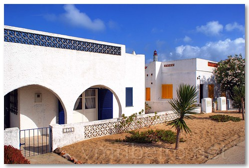 Casas na Ilha do Farol by VRfoto