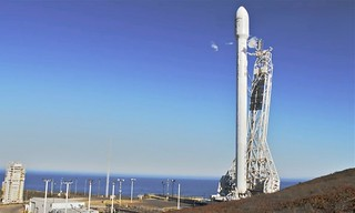 SpaceX Falcon 9 1.1 Launch Sequence at Vandenberg AFB