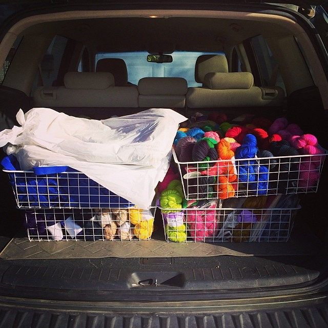 Road trip! #TehachapiOrBust