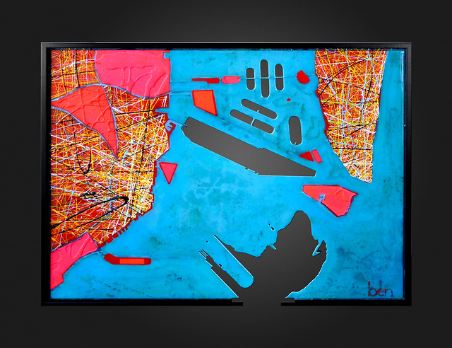 Ben Joyce Art, Miami