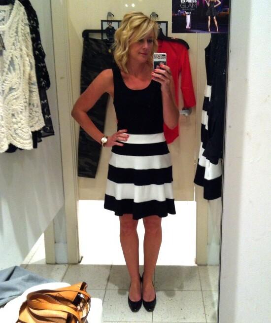 Hi Sugarplum | Cute Striped Dress