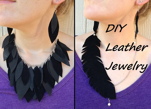 Leather Jewelry