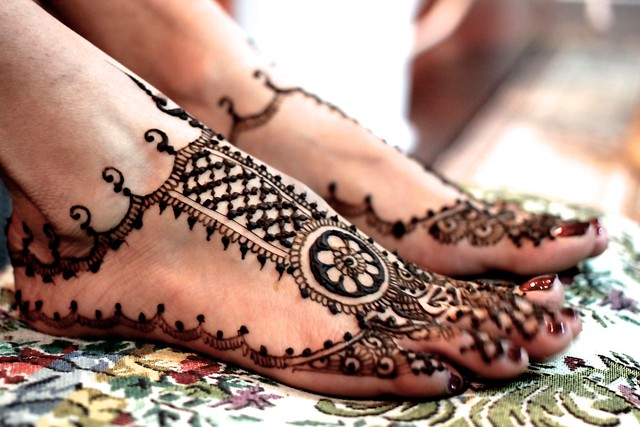 Mehndi Henna Kaki : Bridal feet flickr photo sharing
