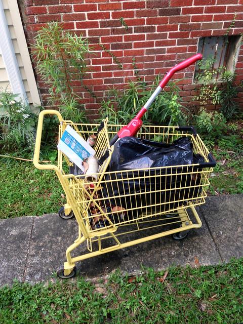 Preacher's Cart