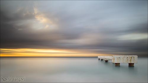 longexposure sunset sea sky cloud mer france beach nature water clouds sunrise nice eau ciel 1020mm nuage nuages 06 crépuscule 1020 plage pontoon ponton méditerranée alpesmaritimes nd400 poselongue nd8 soleillevant 60d