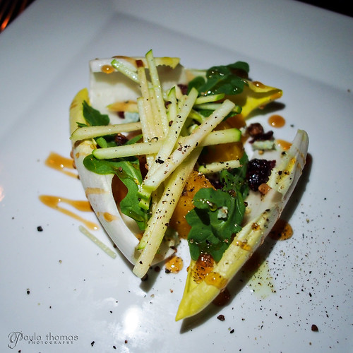 Golden Beet and Endive Salad