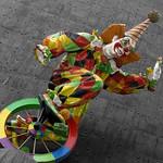 «Клоун» Зураба Церетели