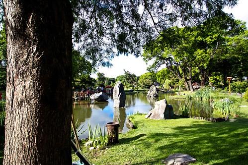 Jardín japonés de Buenos Aires