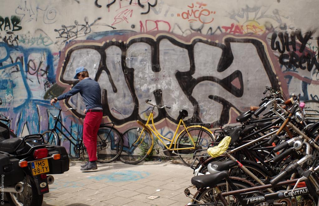 Amsterdam, People