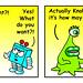 Mars TV cartoon strip by nikkibass20