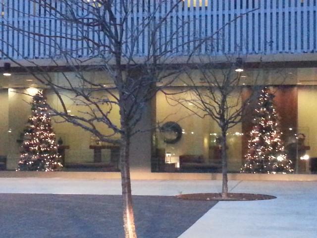 Hallmark headquarters lobby