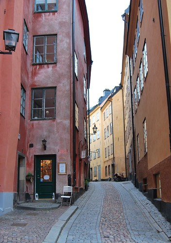 Old town, Stockholm (explored)