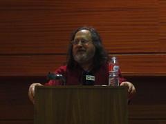Richard Stallman by Alberto García on 12/12/2013