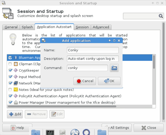 How to start a program automatically in Linux desktop - Xmodulo