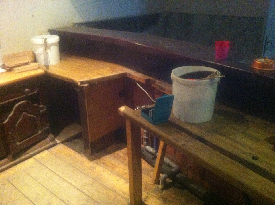 Den Bierpot Vernieuwingswerken 2013-4
