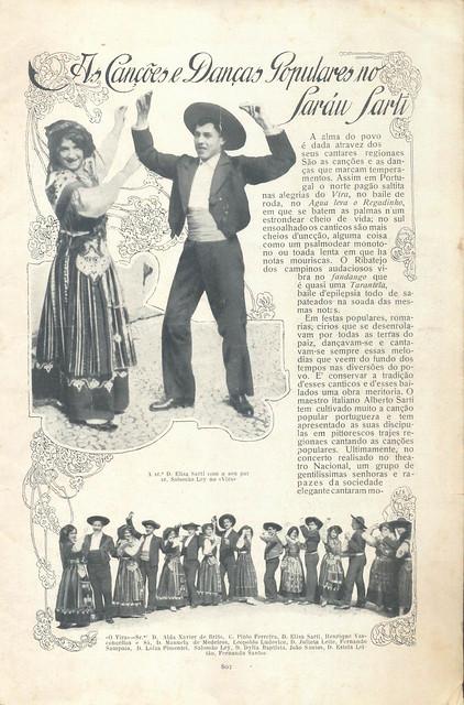 Ilustração Portugueza, Nº 279, 26 Junho 1911 - 2