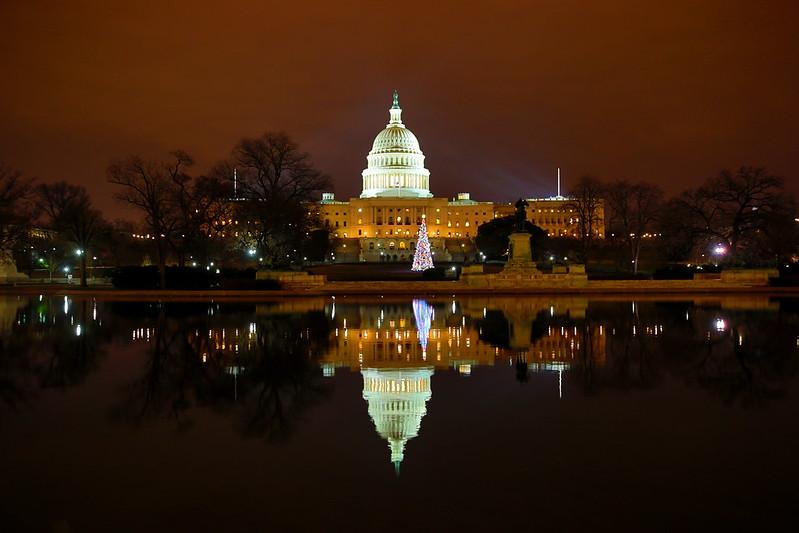 DC Capital at Dawn