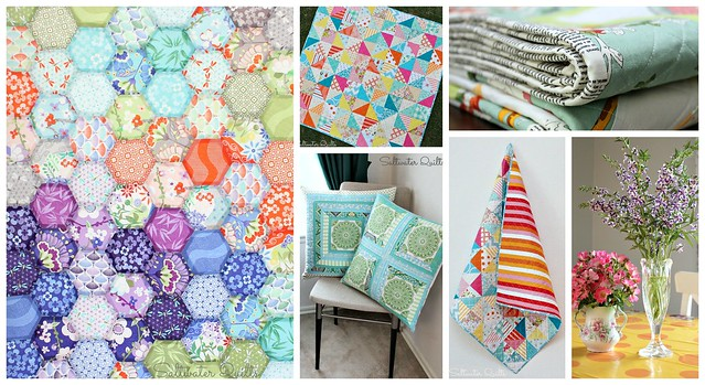 Saltwater Quilts 2013 Collage 4