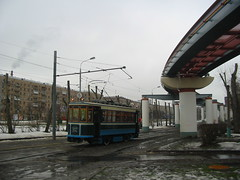 moscow tram BF 932 _20031231_025