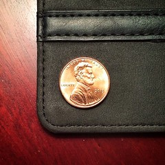 leather, coin, currency,