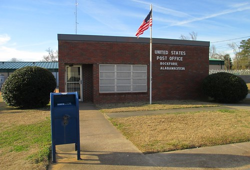 Post Office 35136 (Rockford, Alabama)