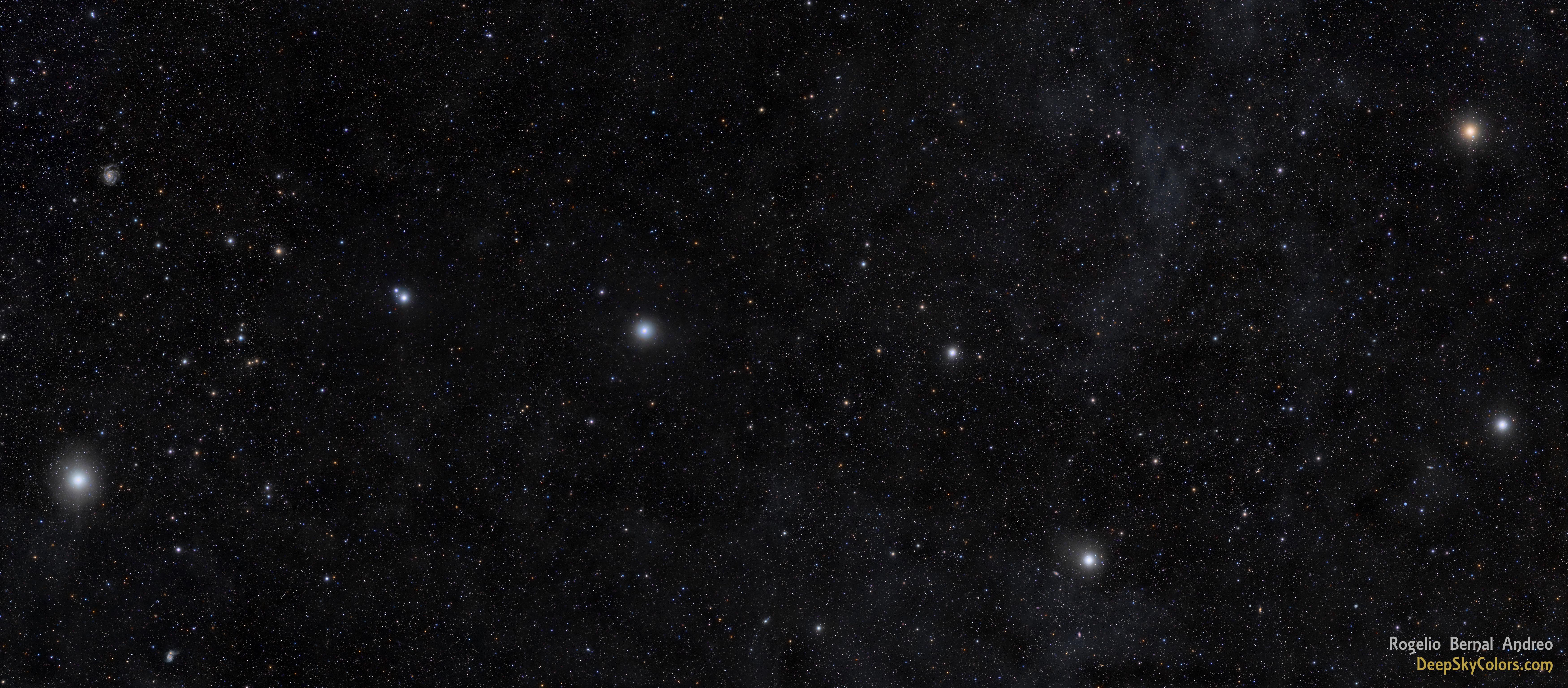 Big Dipper: Stunning astrophoto.