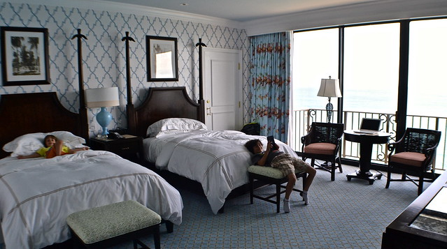 The Breakers Hotel, Palm Beach, Florida - ocean view room