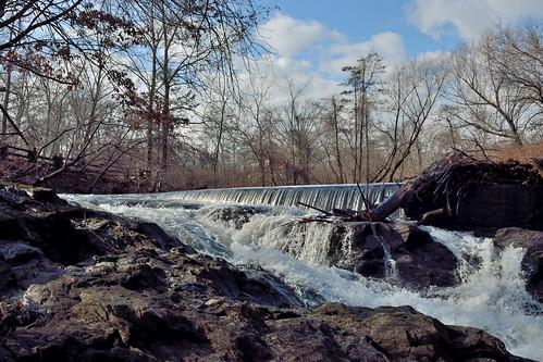 Bronx River Water Slide