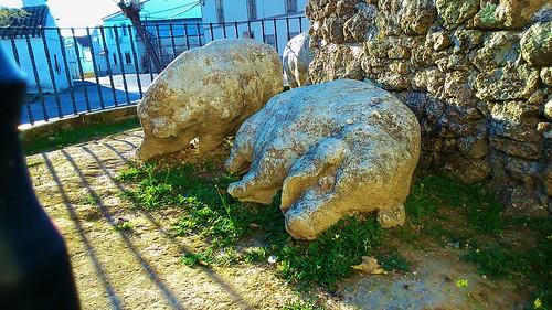 De piedra by Pedro Almendro