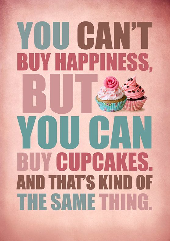 Happiness in Cupcakes