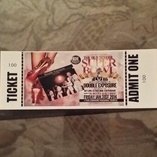 superbowl tickets