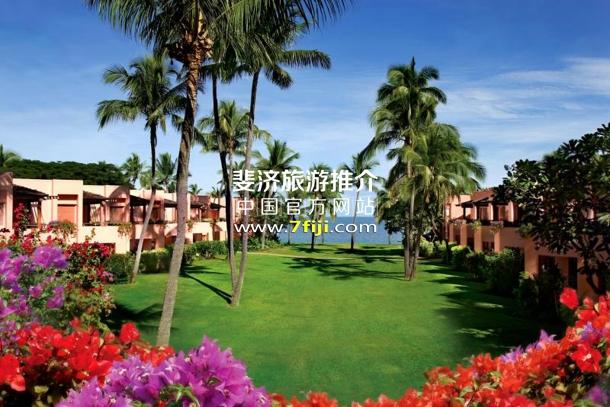 斐济喜来登度假村(Sheraton Fiji Resort)花园