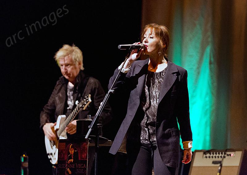 Suzanne Vega, Birmingham Town Hall, 3 Feb 2014