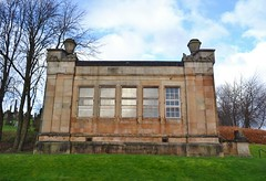 Sighthill Cemetery Lodge