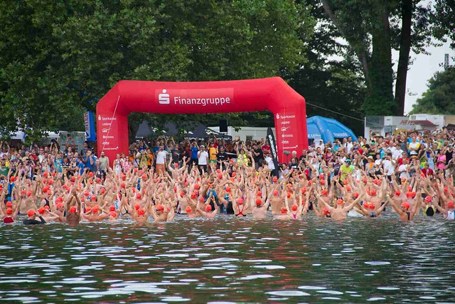 Megathlon-Schwimmstart-2013
