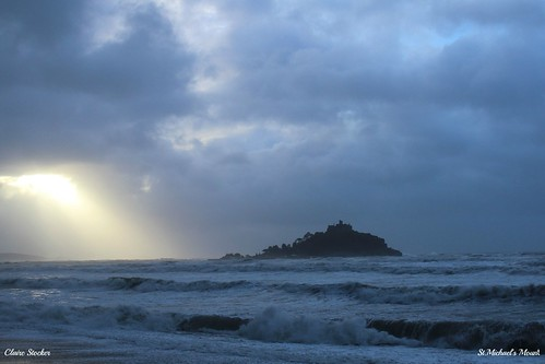 St.Michael's Mount by www.stockerimages.blogspot.co.uk