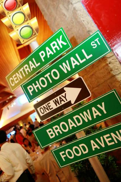 nyc roadsigns