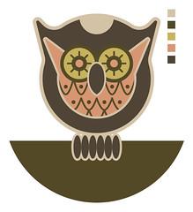 Owl design and texturing tutorial