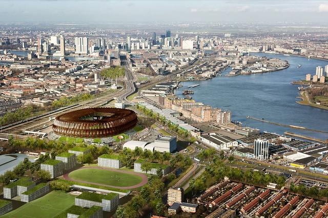 Feyenoord Stadion MVSA VolkerWessels 3