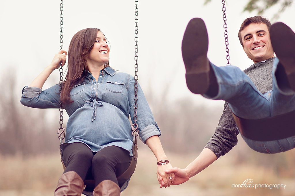 Novi, Michigan Maternity Photographer