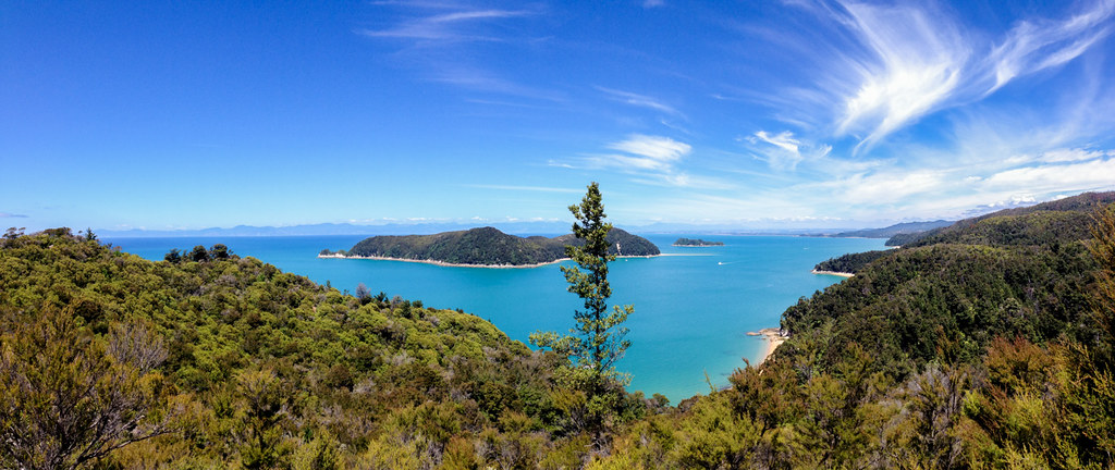 Abel Tasman Park: Anchorage Bay