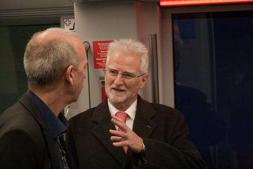 MVG-Chef Herbert König bei der C2-Vorstellung