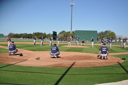 Twins Spring Training 2