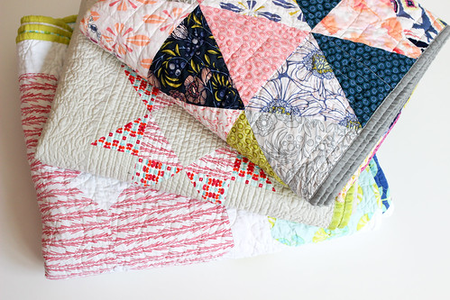 New Quilt Patterns by Jeni Baker