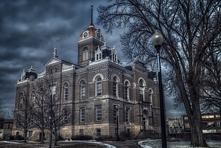 Jefferson County Courthouse (Nebraska)